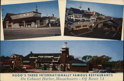 Hugo's Three Internationally Famous Restaurants