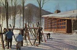 Ski Lodge, Denton Hill State Park