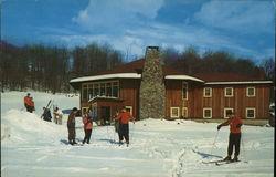 The Ski Lodge, Grossinger's