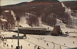 Gore Mountain Ski Center Postcard
