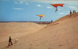 Jockey Ridge Postcard