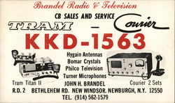 Branded Radio & Television - CB Sales and Service
