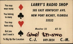 Larry's Radio Shop