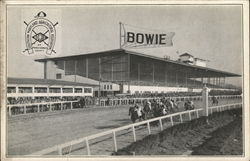 Bowie Race Track.