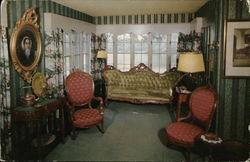 Corner in the Colonial Room, Thee Woodside