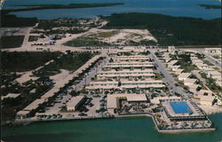 Aerial View, Jack Tar Hotel in the Keys