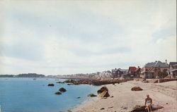Grove Beach Postcard
