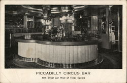 Piccadilly Circus Bar, Hotel Piccadilly