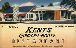 Kents Chimney House Restaurant