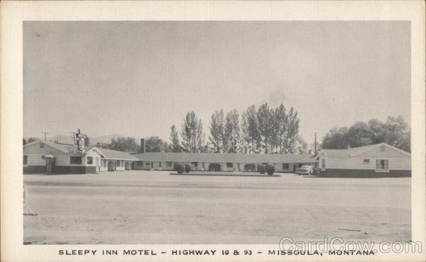 Sleepy Inn Motel - Highway 10 & 93
