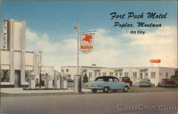 Fort Peck Motel