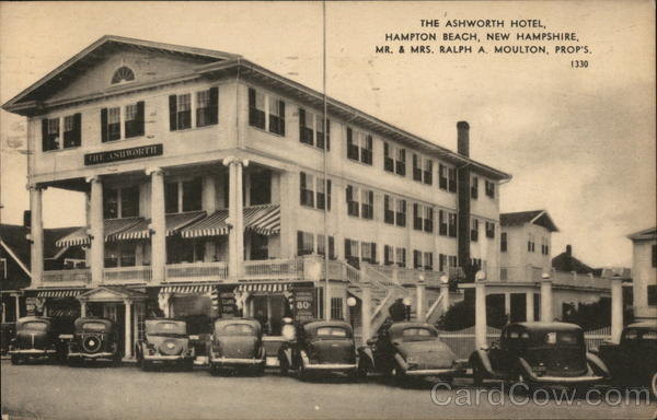 Hotel in Hampton Beach New Hampshire - Ashworth by the Sea
