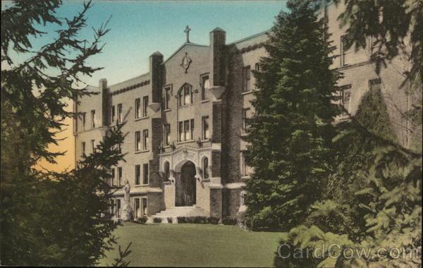 SS. Cyril & Methodius Seminary Orchard Lake Michigan