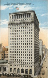 New Standard Oil Company Building Postcard