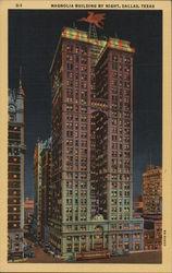 Magnolia Building by Night