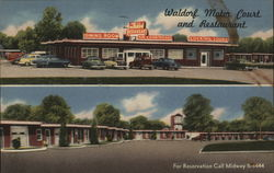 Waldorf Motor Court and Restaurant