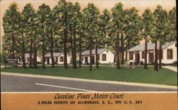 Caroline Pines Motor Court