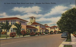 St. Lucie County High School and Grade Schools