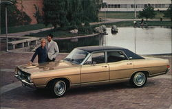Better Ideas Come From Ford, 1968 Torino Four Door Sedan