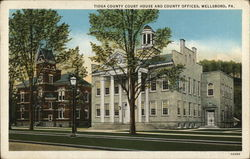 Tioga County Court House and County Offices