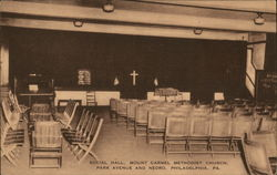 Social Hall, Mount Carmel Methodist Church, Park Avenue and Nedro