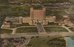 United States Naval Hospital, 16th Street and Pattison Avenue