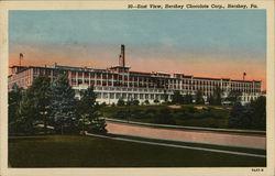 East View, Hershey Chocolate Corp