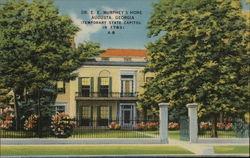 Dr. E.E. Murphey's Home