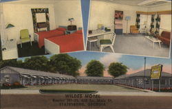 Relax at Wildes Motel