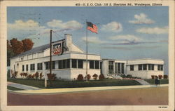 U. S. O. Club, 150 S. Sheridan Road