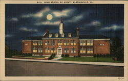 High School by Night