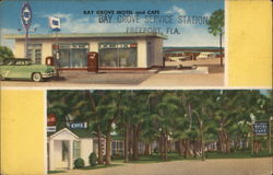 Bay Grove Motel and Cafe