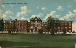 St Mary's Hospital and Grounds