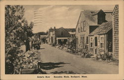 Artist's Row, Bearskin Neck