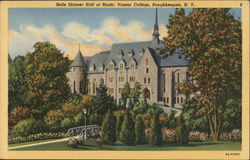 Belle Skinner Hall of Music, Vassar College