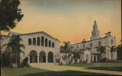 Annie Russell Theater and Knowles Memorial Chapel, Rollins College