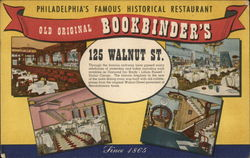Old Original Bookbinder's Restaurant