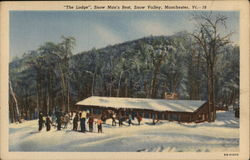 The Lodge, Snow Man's Rest, Snow Valley