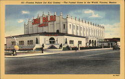 Fronton Palace (Jai Alai Games) - The Fastest Game in the World