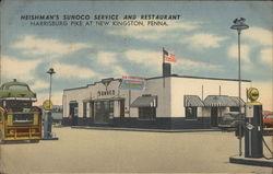 Heishman's Sunoco Service and Restaurant