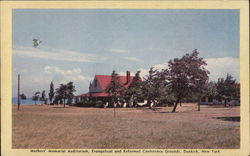 Evangelical and Reformed Conference Grounds Postcard