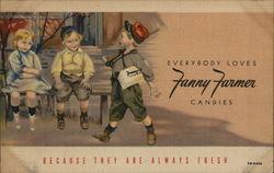 Fanny Farmer Candies