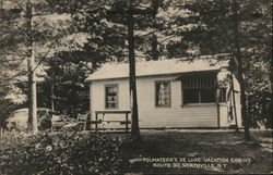 Polmateers' De Luxe Vacation Cabins on Route 30