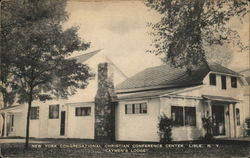 "Congregational Christian Conference Center - ""Laymen's Lodge"""