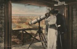 The Telescope in the Lookout Tower