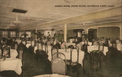 Dining Room, Pease House