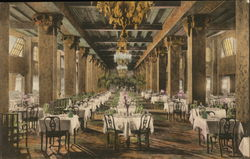 Hollywood Beach Hotel and Golf Club, Main Dining Room