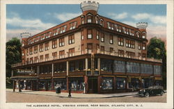 The Albermarle Hotel