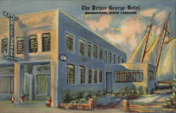 The Prince George Hotel
