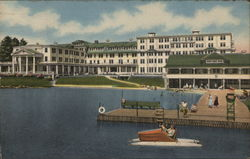 Saranac Inn, High in the Adirondacks